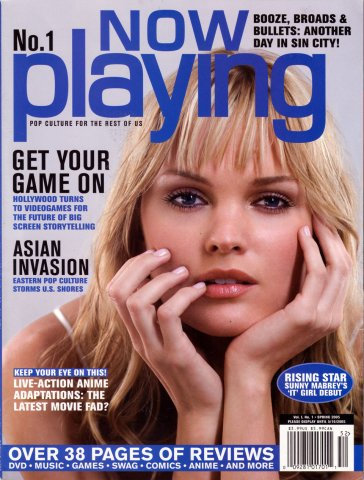 Now Playing Issue 01 (Spring 2005)