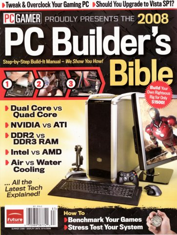 2008 PC Builder's Bible