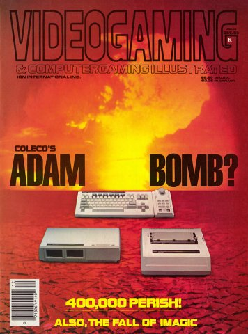 Videogaming Illustrated Issue 12 (December 1983)