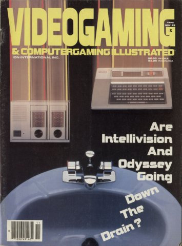Videogaming Illustrated Issue 11 (November 1983)
