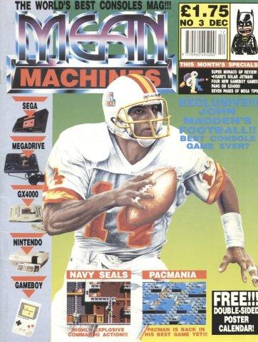 Mean Machines 03 (December 1990)