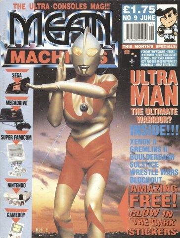 Mean Machines 09 (June 1991)