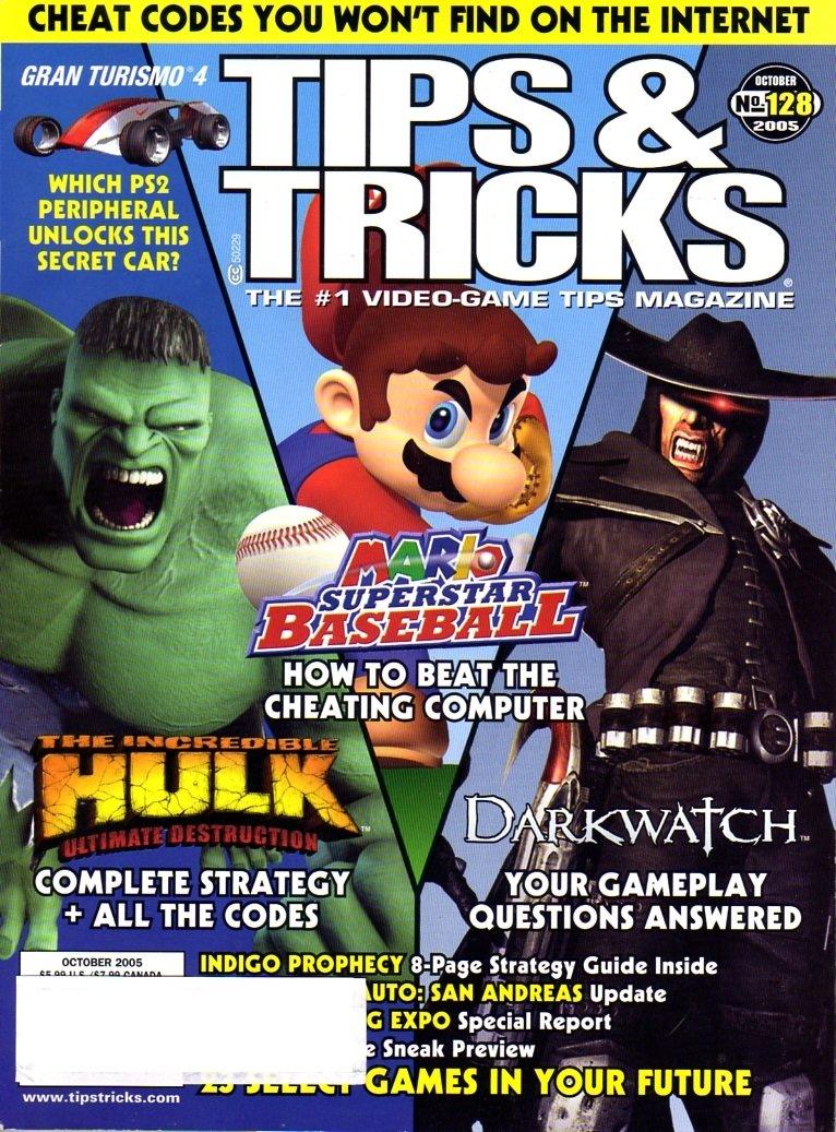 Tips & Tricks Issue 128 (October 2005)