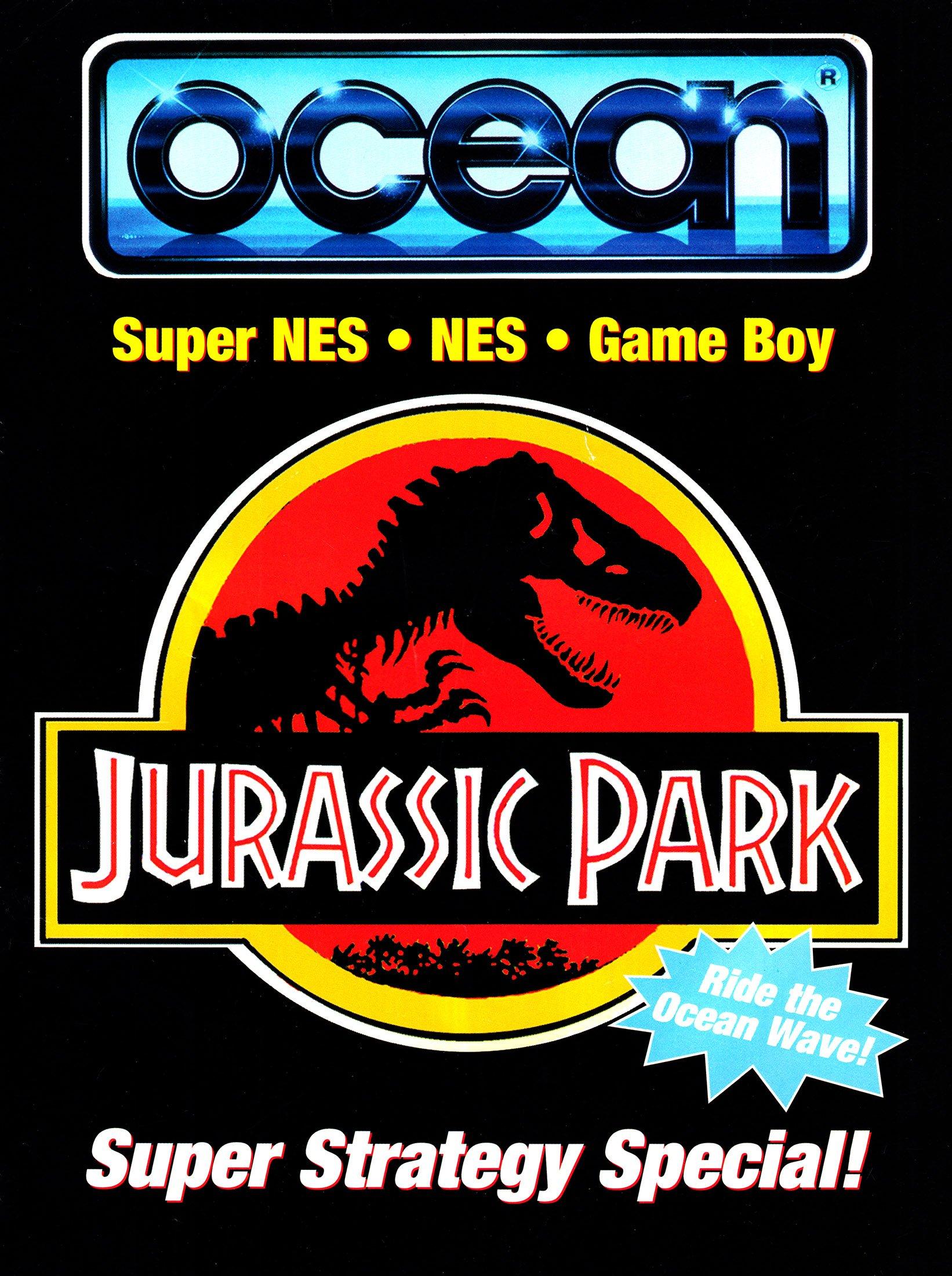 Ocean Jurassic Park Super Strategy Guide