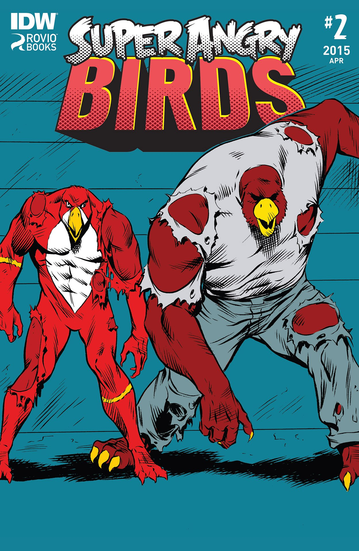 Super Angry Birds 02 (April 2015)
