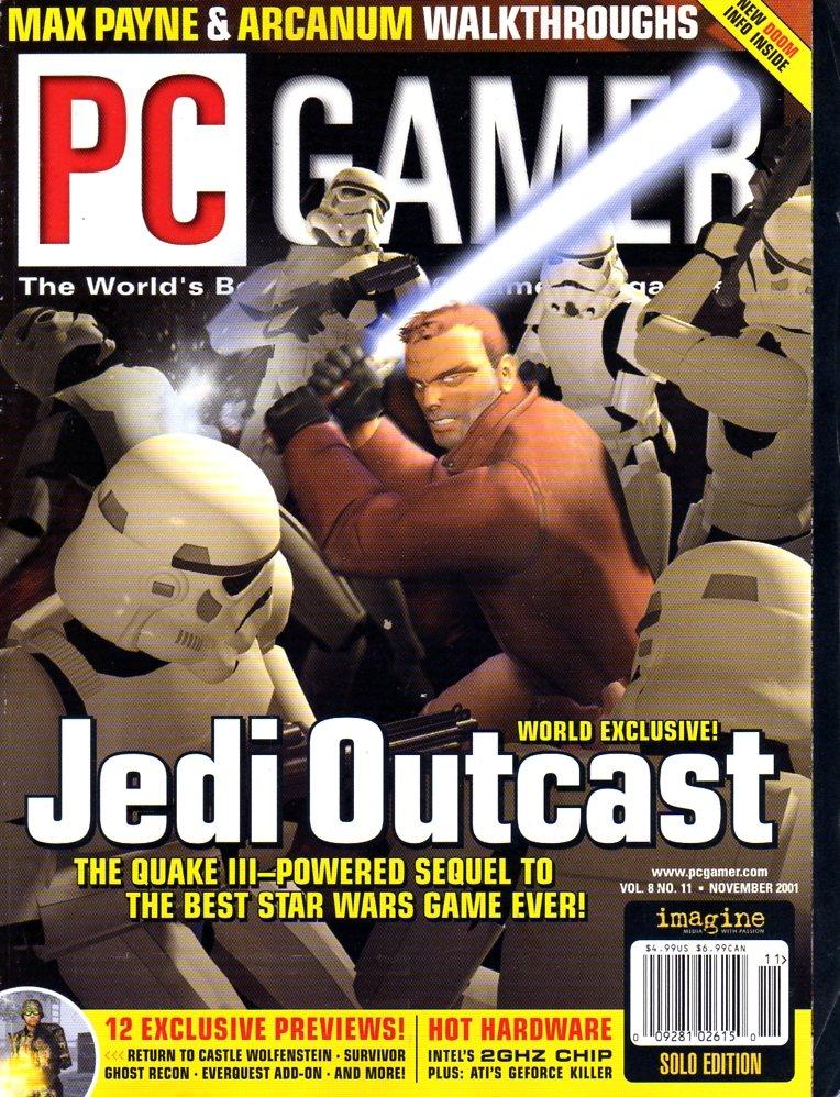 PC Gamer Issue 090 (November 2001)