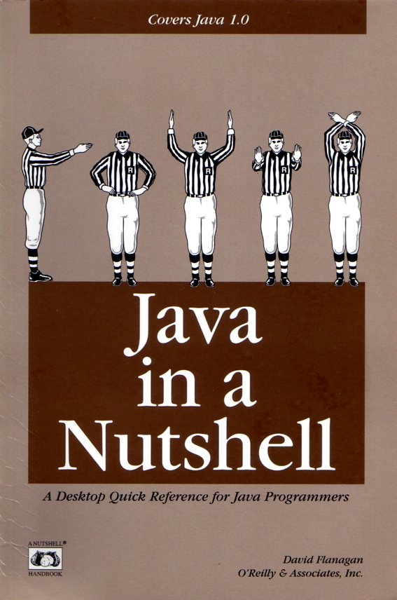 Java in a Nutshell (1st Edition)