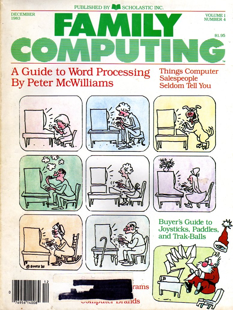 Family Computing Issue 04 (Vol. 01 No. 04)