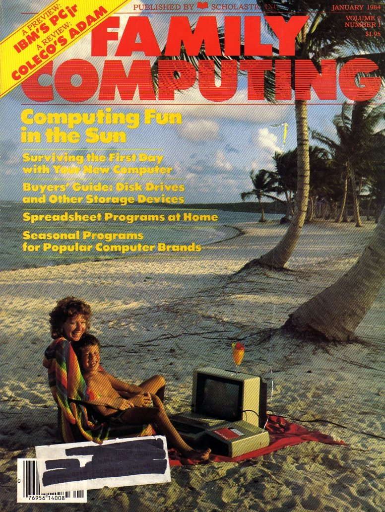 Family Computing Issue 05 (Vol. 02 No. 01)