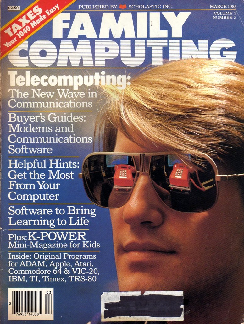 Family Computing Issue 19 (Vol. 03 No. 03)
