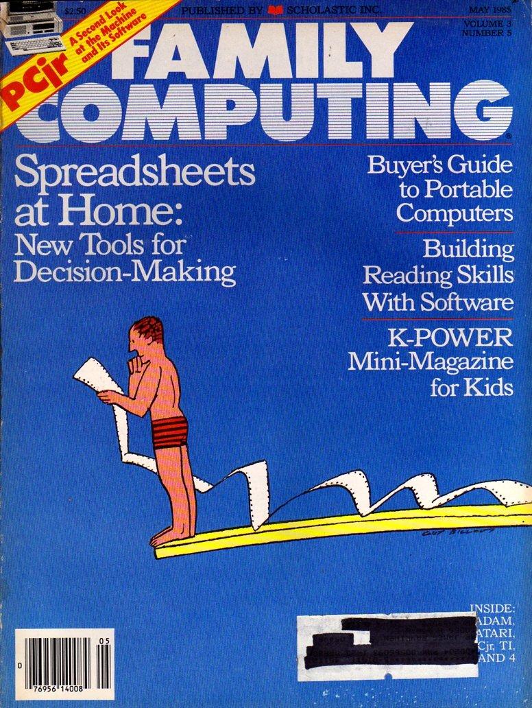 Family Computing Issue 21 (Vol. 03 No. 05)