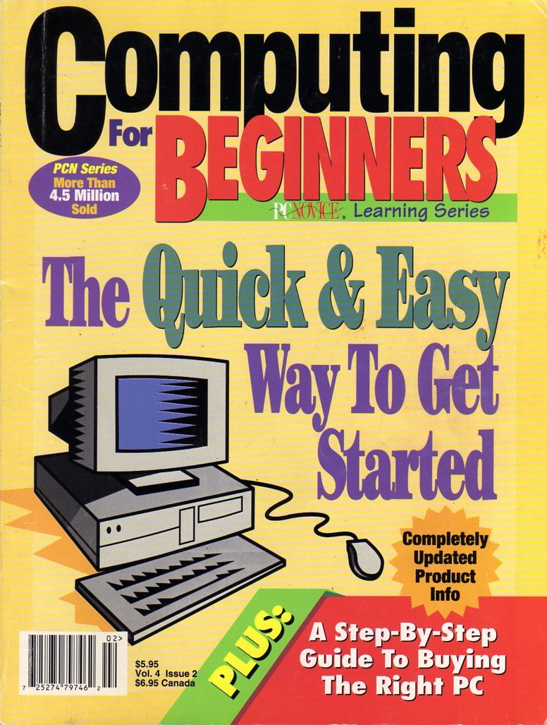 Computing For Beginners (Vol. 04 No. 02) January 1998
