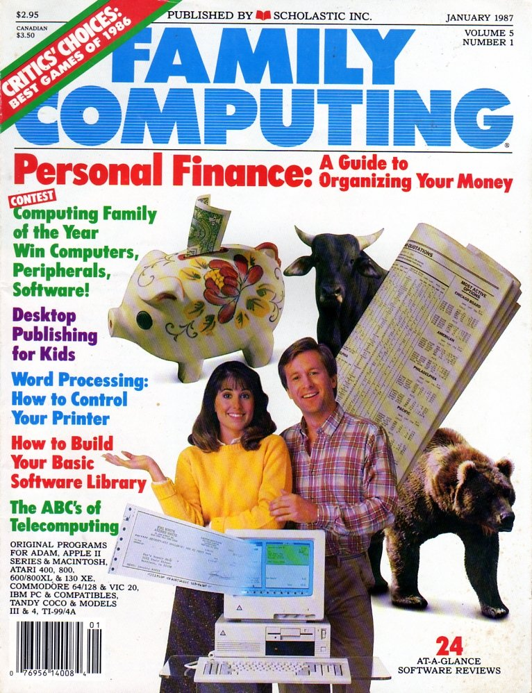 Family Computing Issue 41 Vol. 05 No. 01