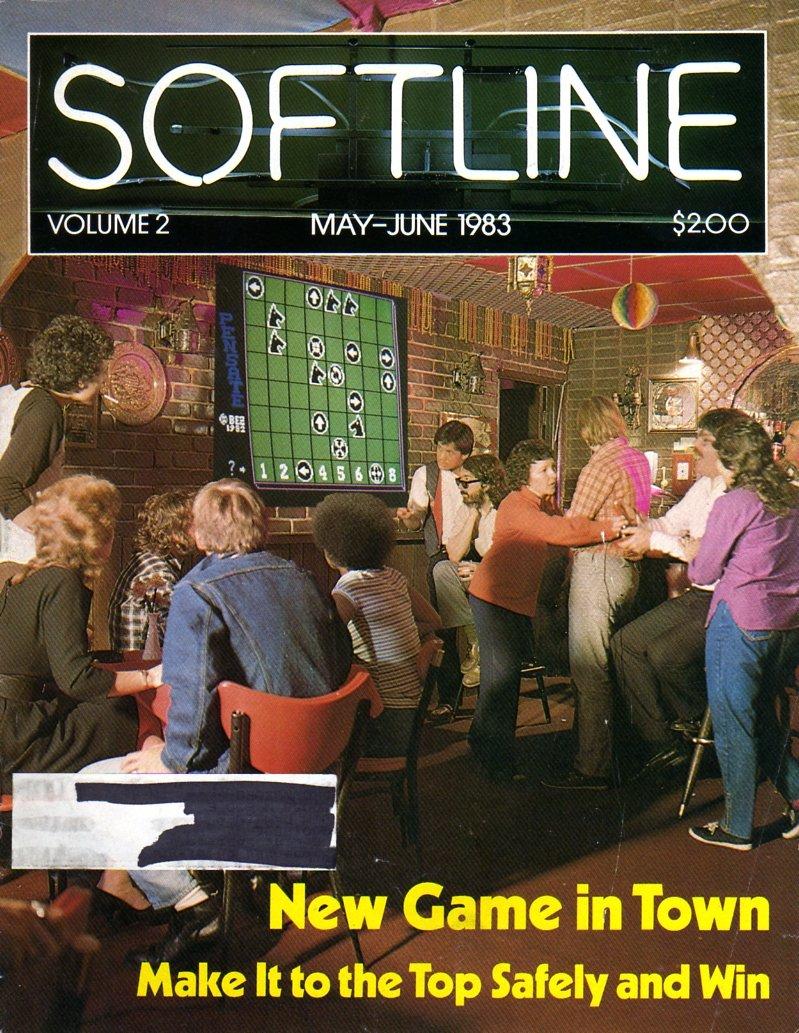 Softline Issue 11 Vol. 02 No. 05