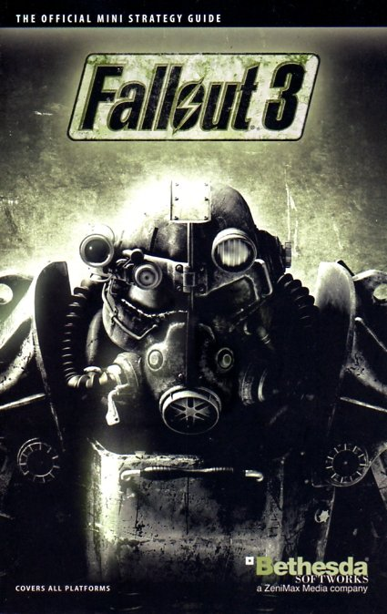Fallout 3 Official Mini Strategy Guide
