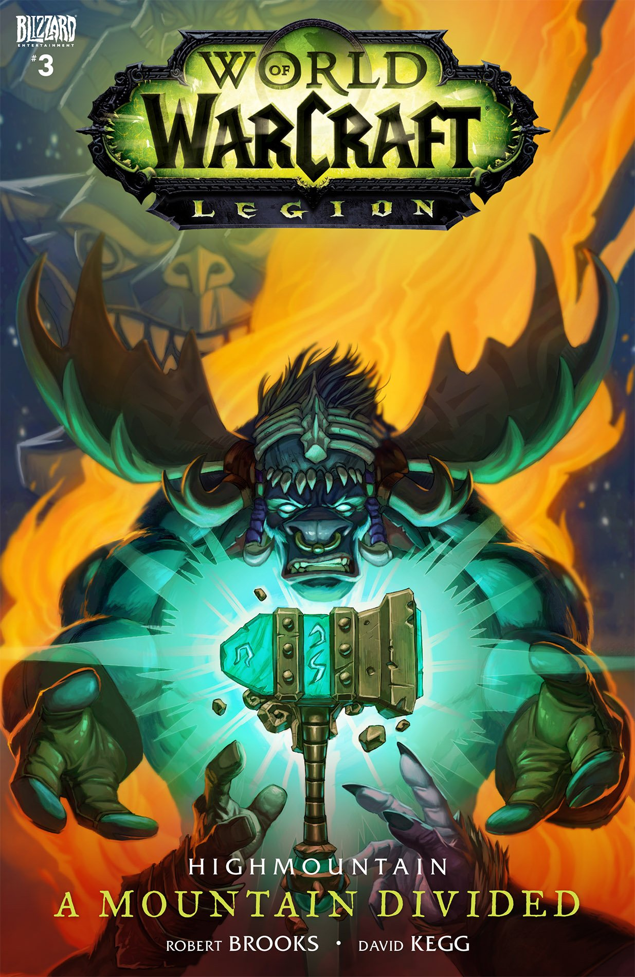 World of Warcraft - Legion 03 - Highmountain: A Mountain Divided (July 2016)