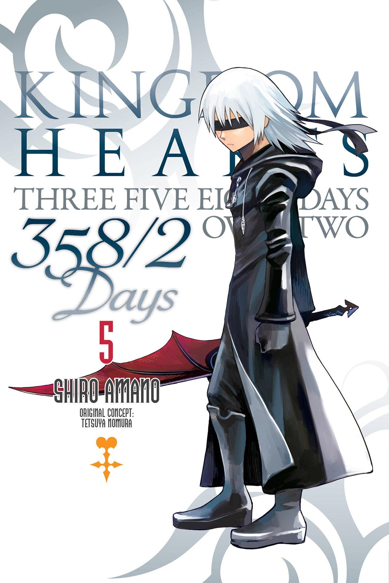Kingdom Hearts 358/2Days Vol.5 (English)