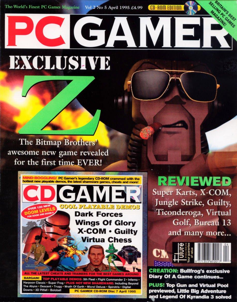 PC Gamer UK 017 April 1995