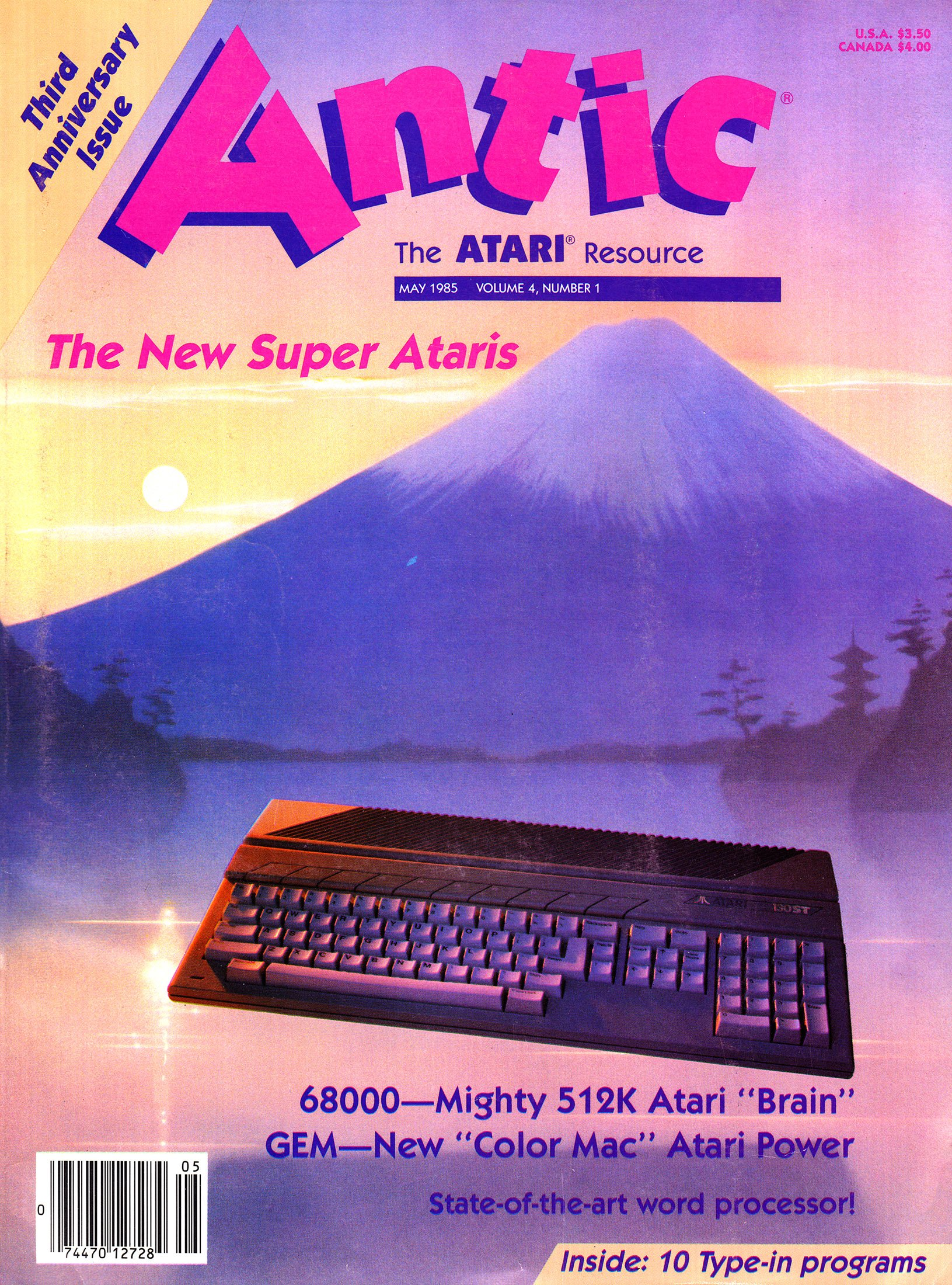 Antic Issue 031 May 1985