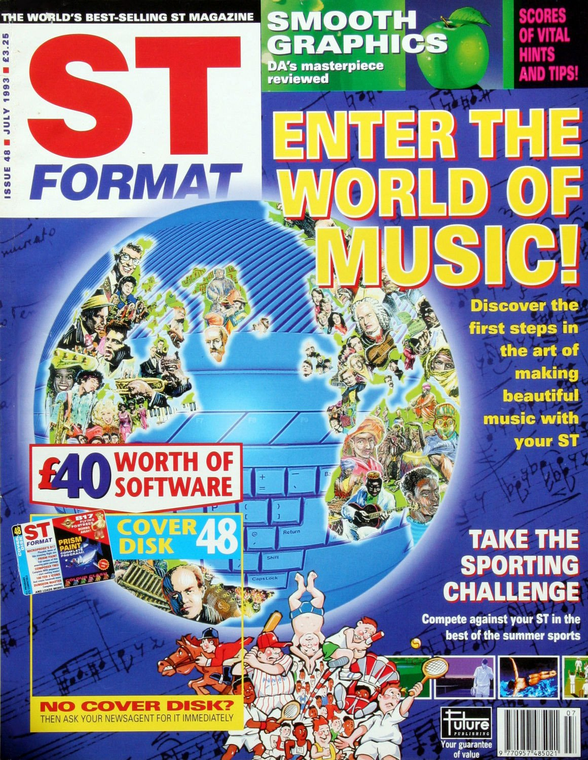 ST Format Issue 048 July 1993