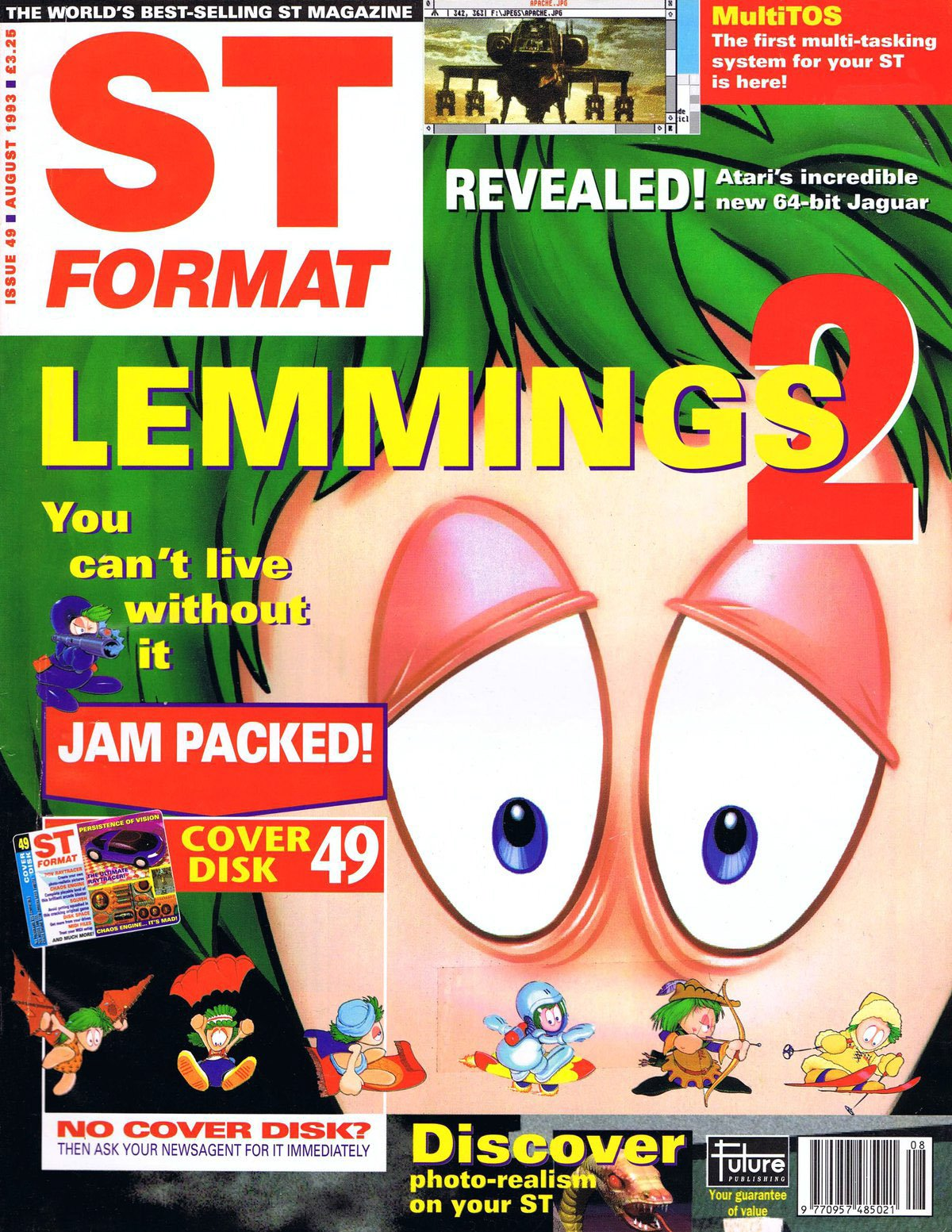ST Format Issue 049 August 1993