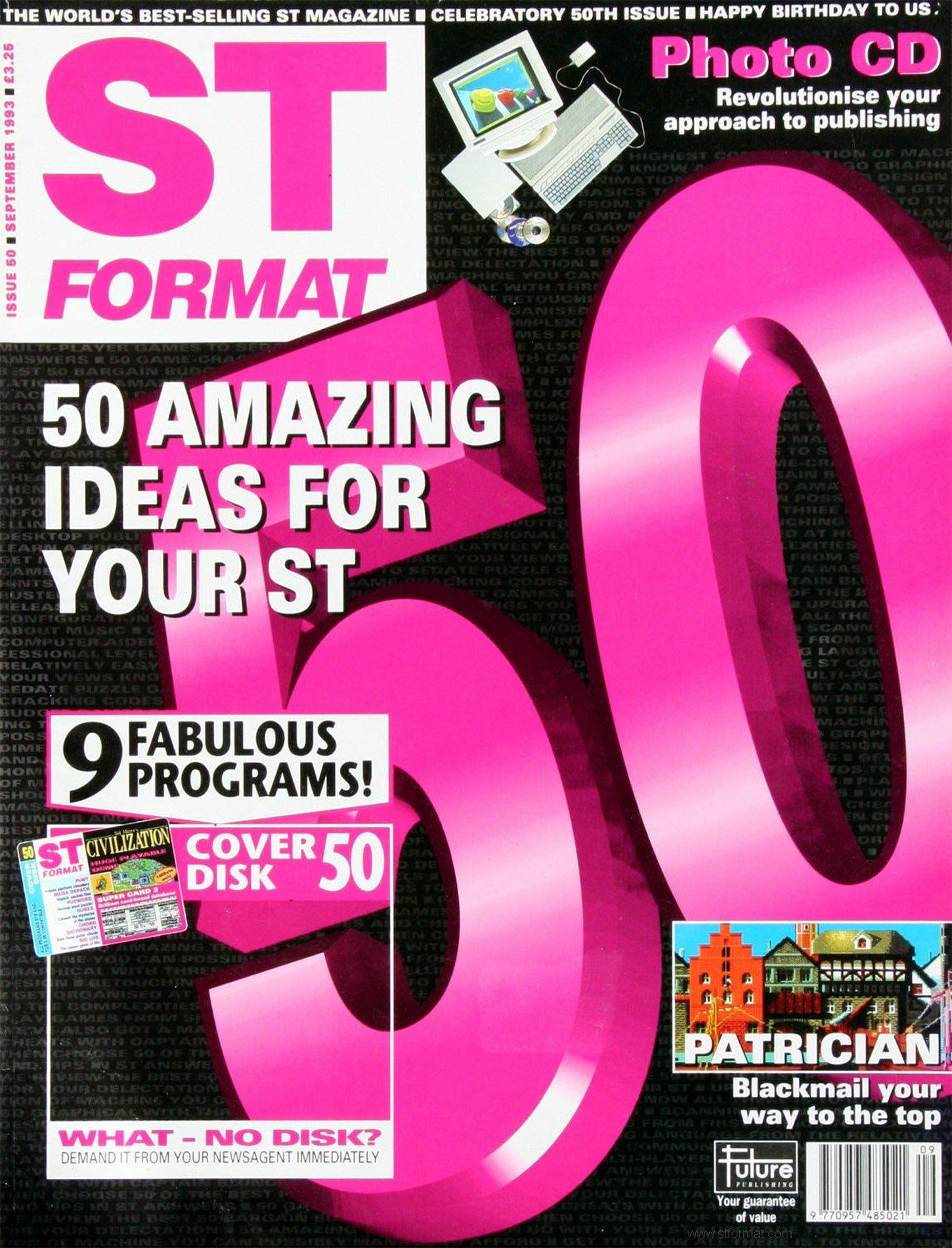 ST Format Issue 050 September 1993