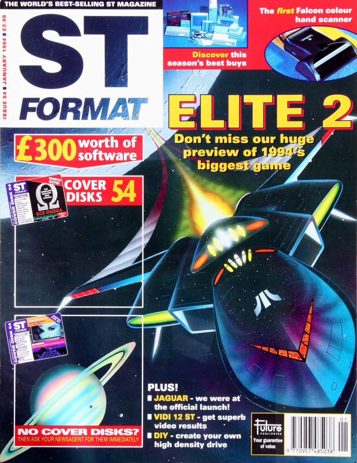 ST Format Issue 054 January 1994