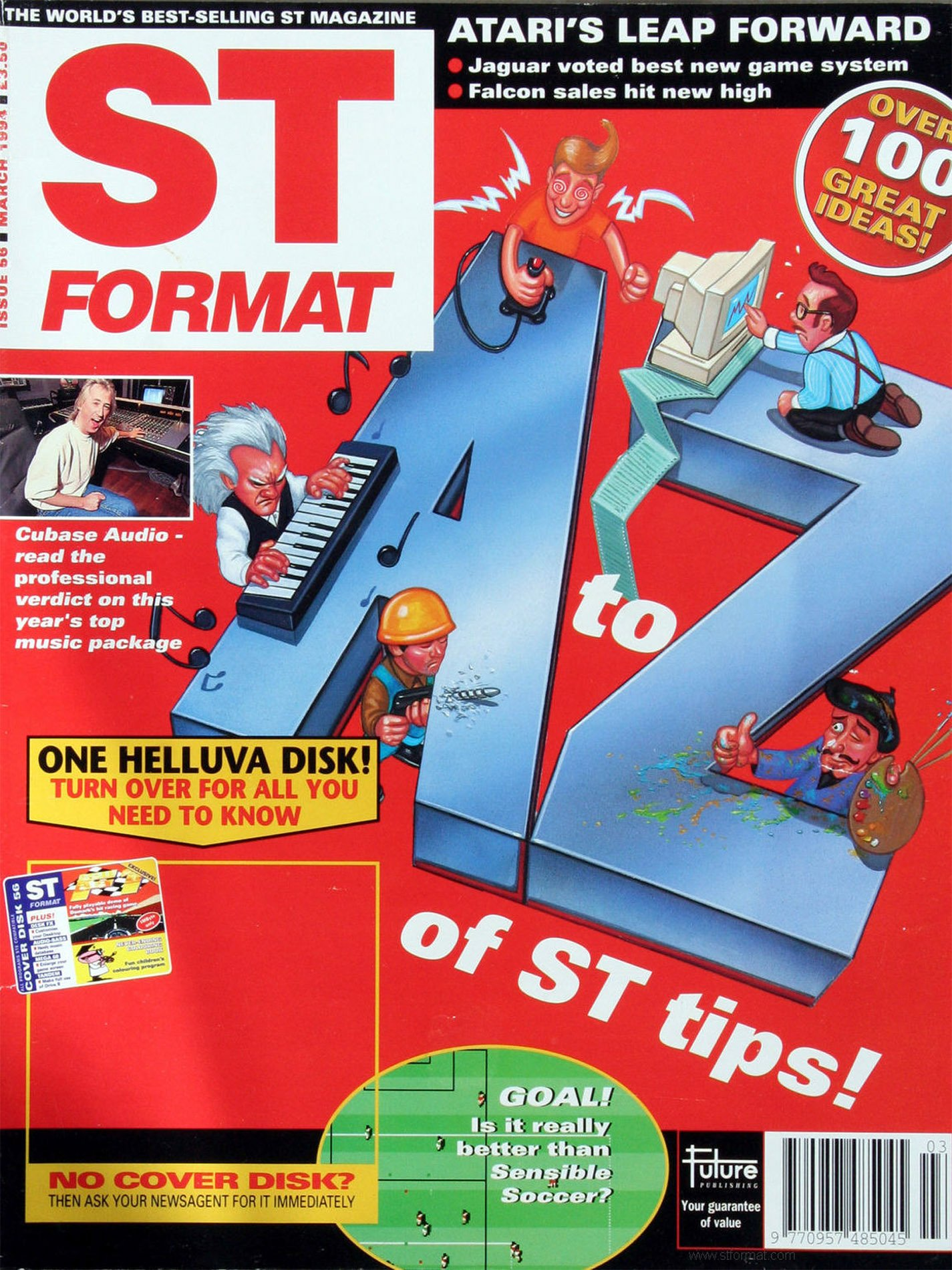 ST Format Issue 056 March 1994