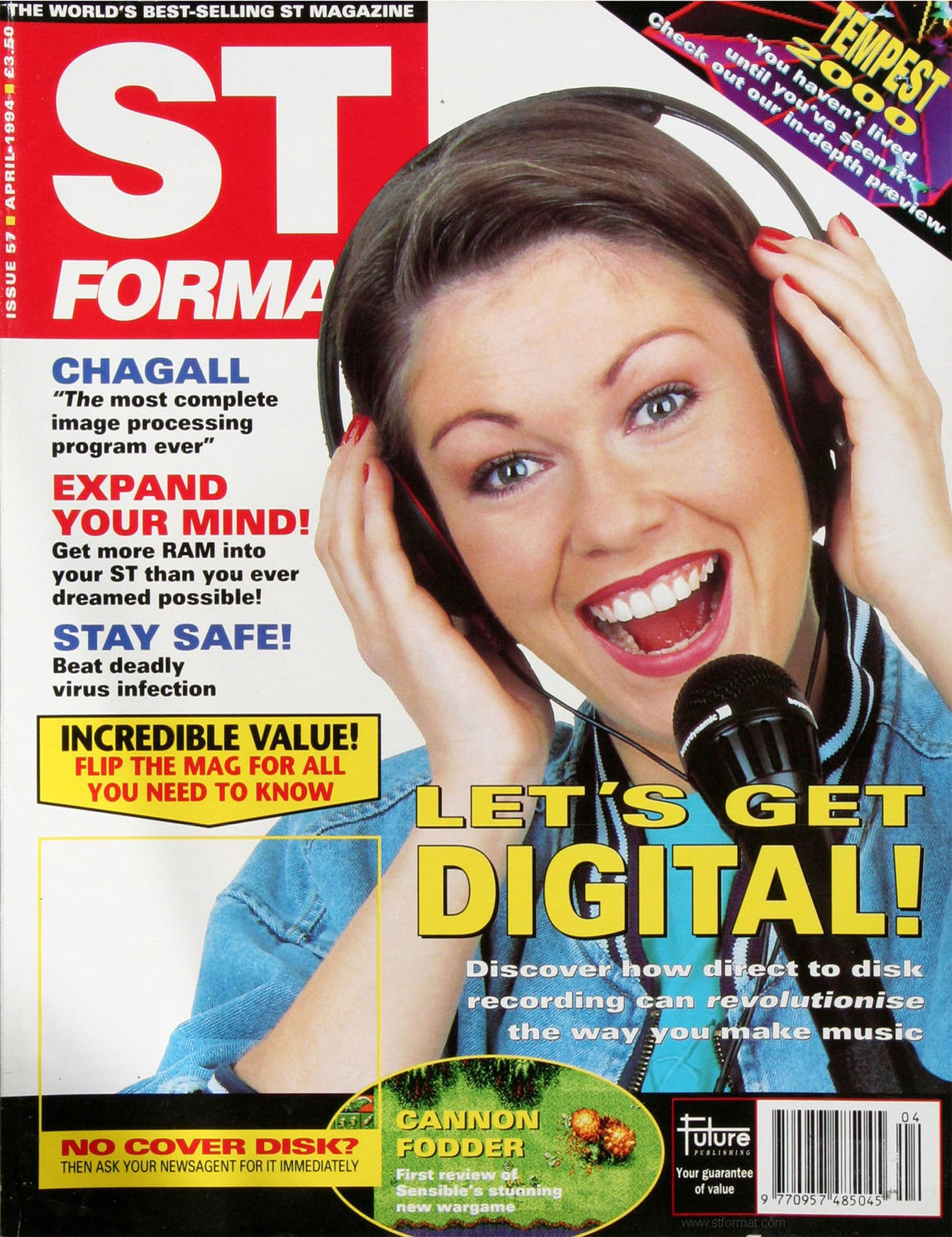ST Format Issue 057 April 1994
