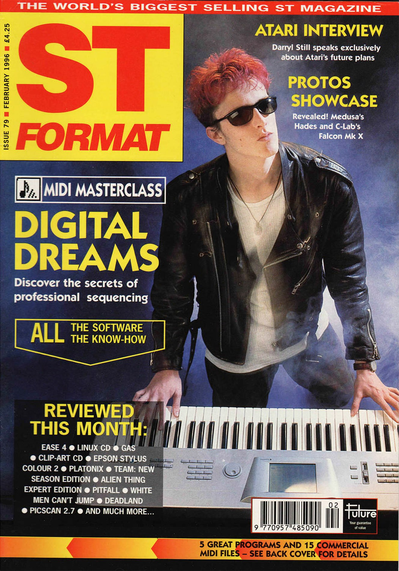 ST Format Issue 079 February 1996