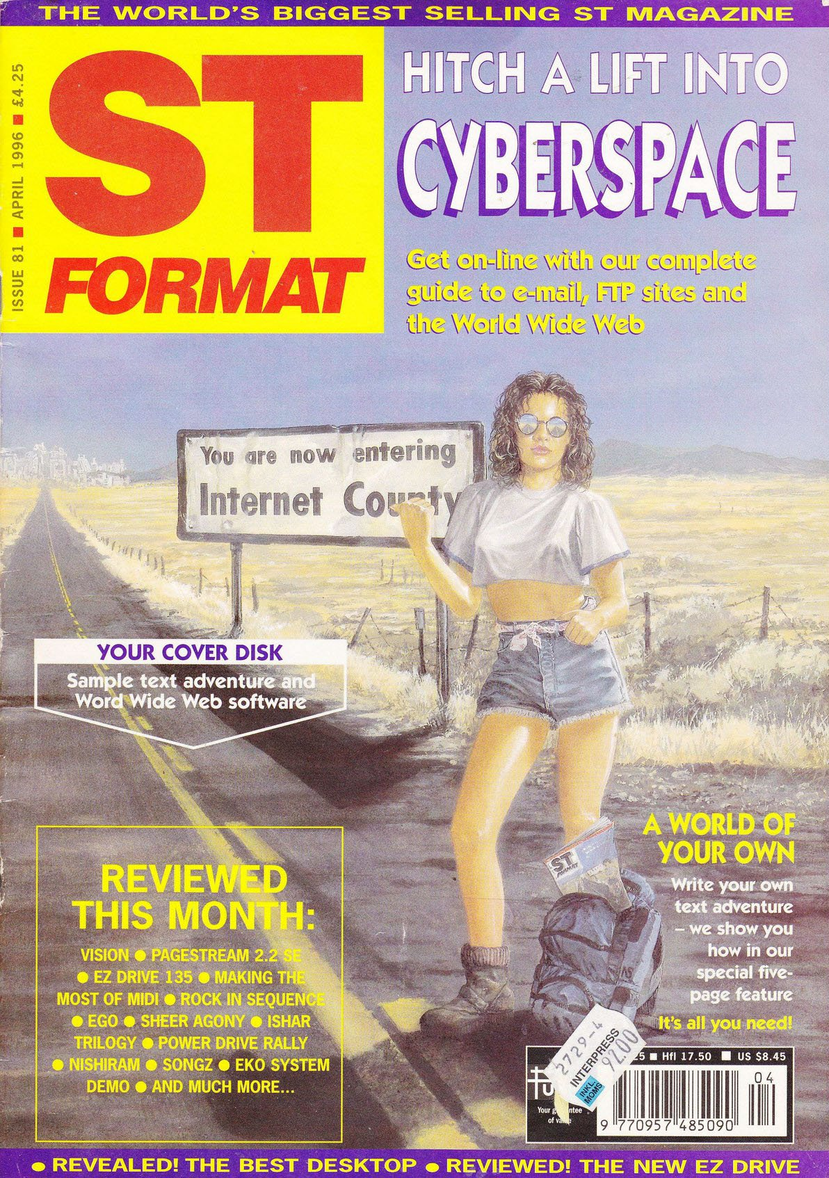 ST Format Issue 081 April 1996