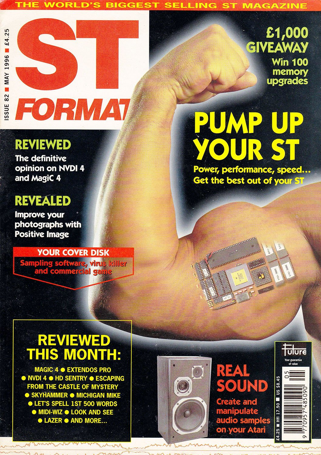 ST Format Issue 082 May 1996