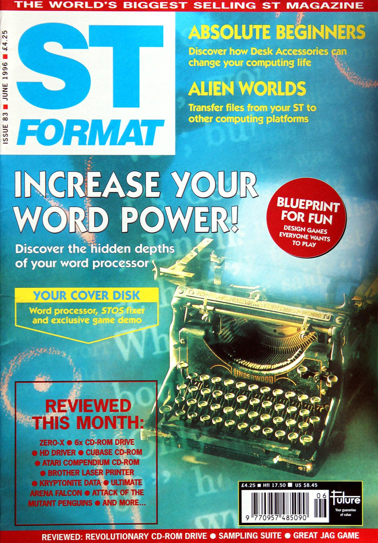 ST Format Issue 083 June 1996