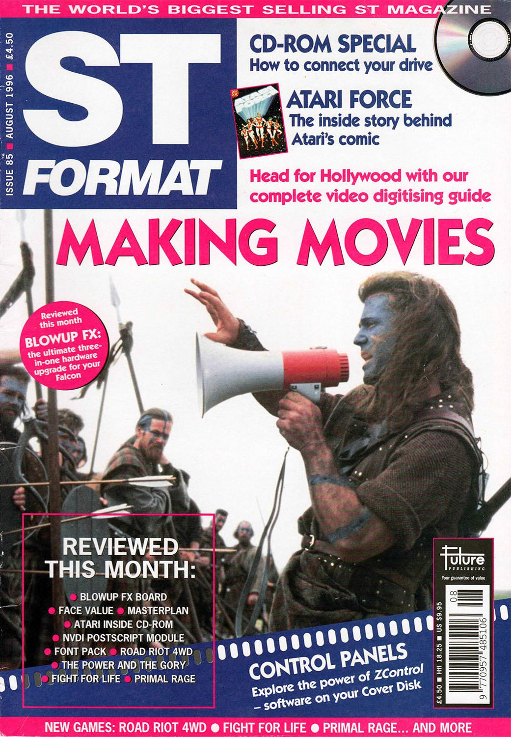 ST Format Issue 085 August 1996