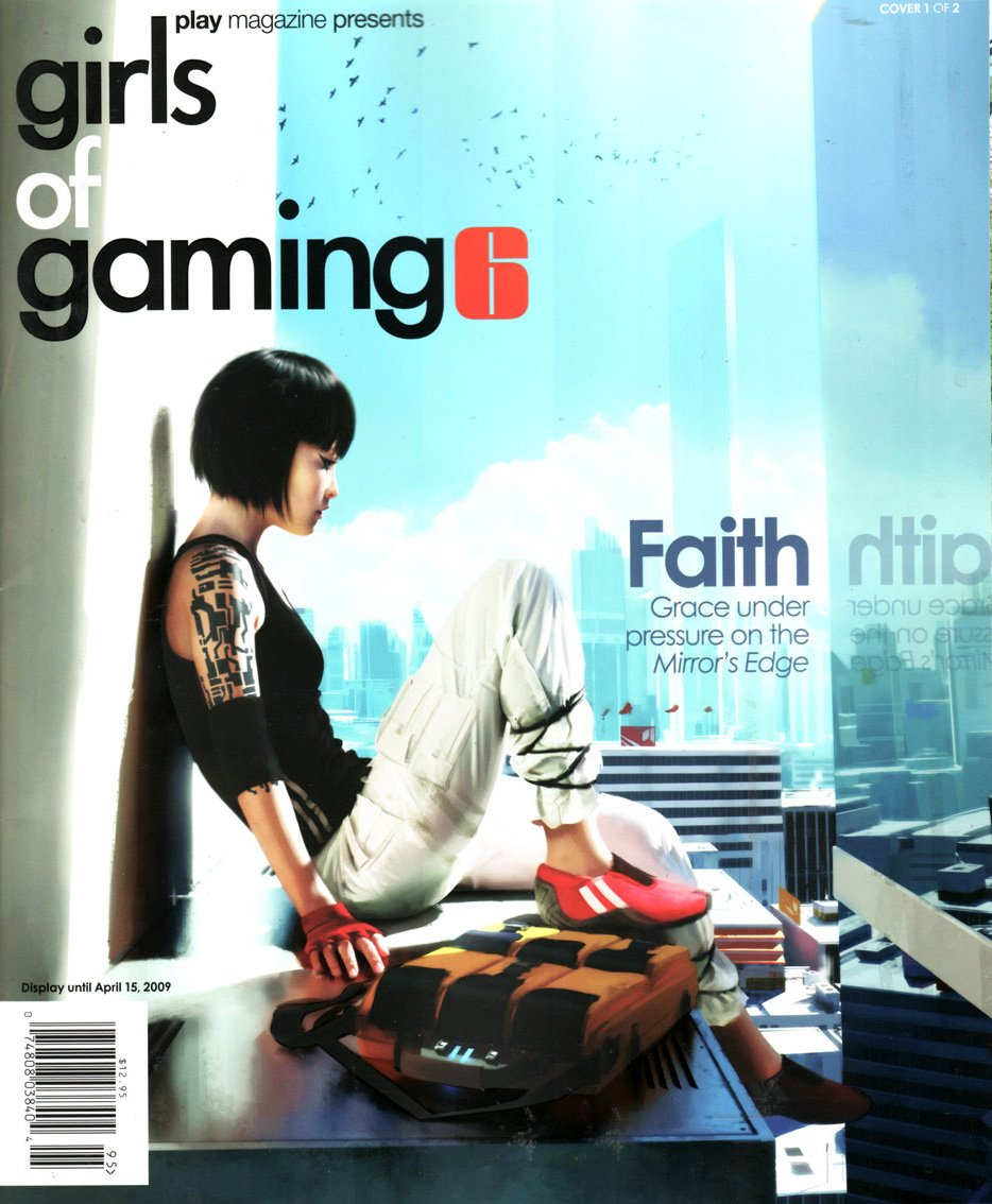 Girls of Gaming Issue 06 (cover 1) (2009)