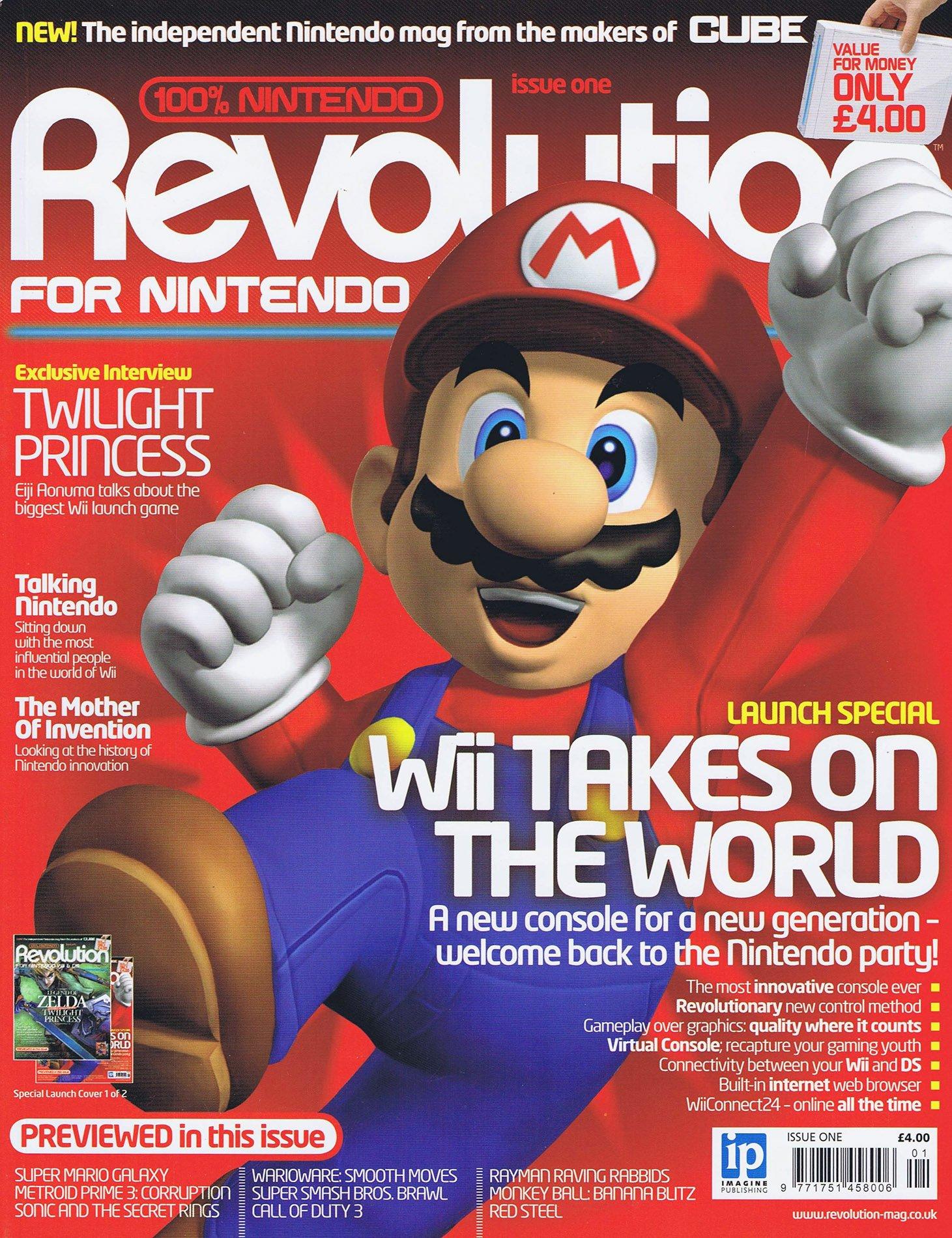 N-Revolution Issue 01 September 2006