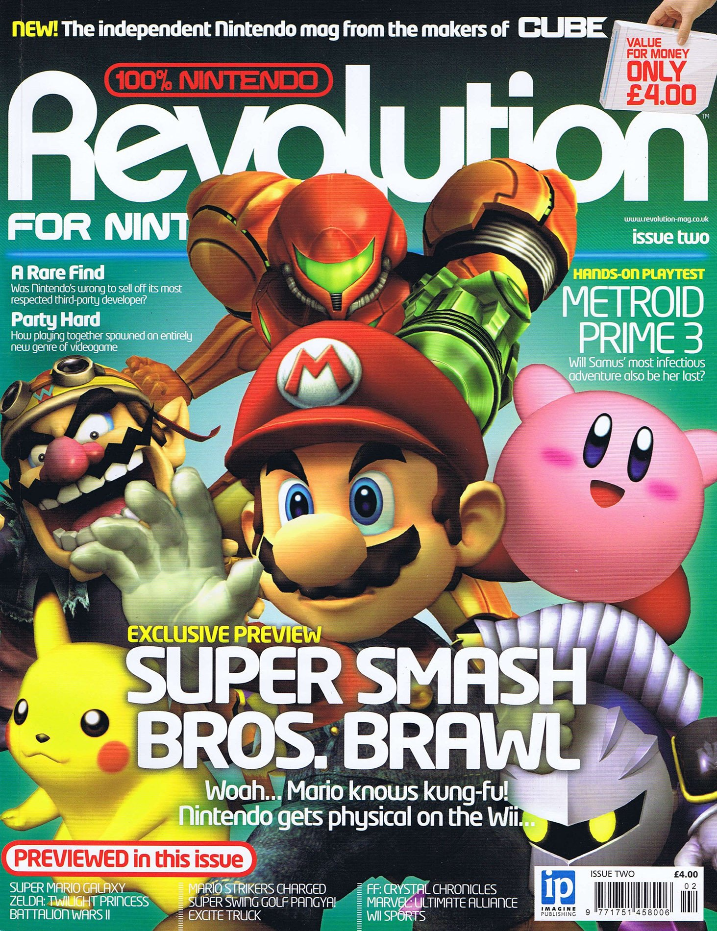 N-Revolution Issue 02 October 2006