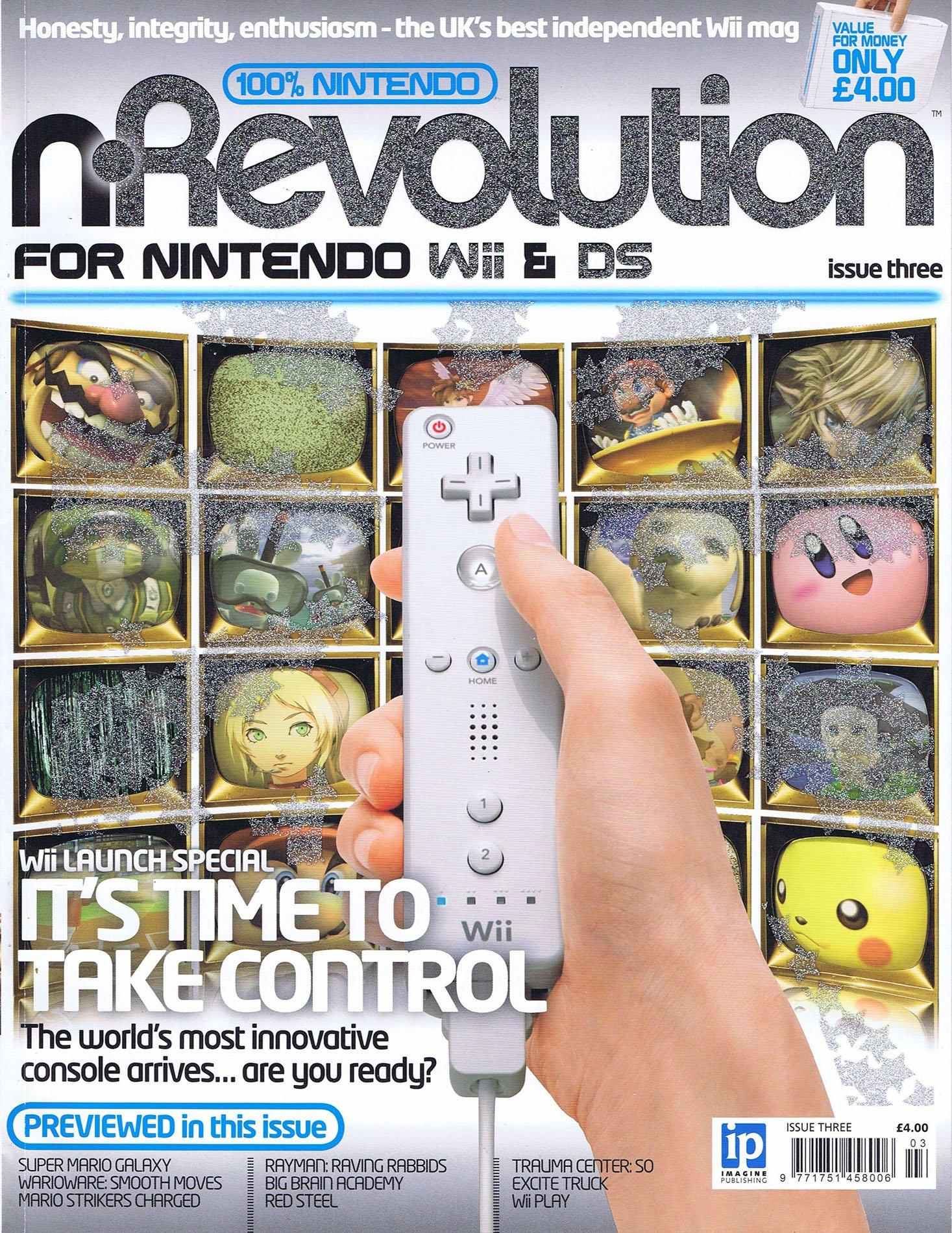 N-Revolution Issue 03 November 2006
