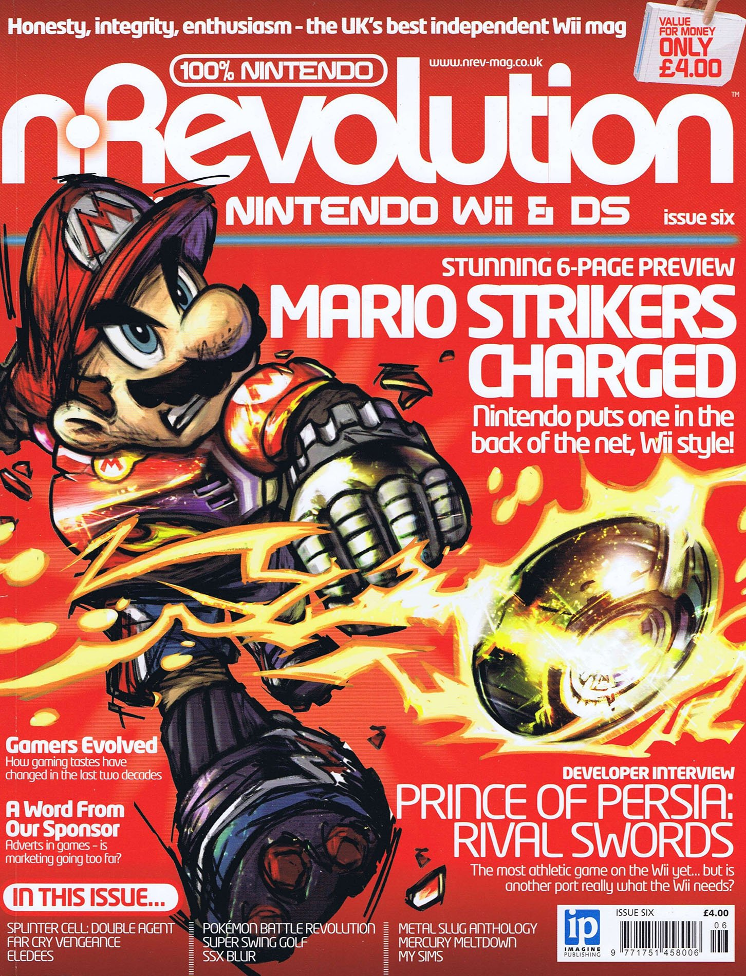 N-Revolution Issue 06 January 2007