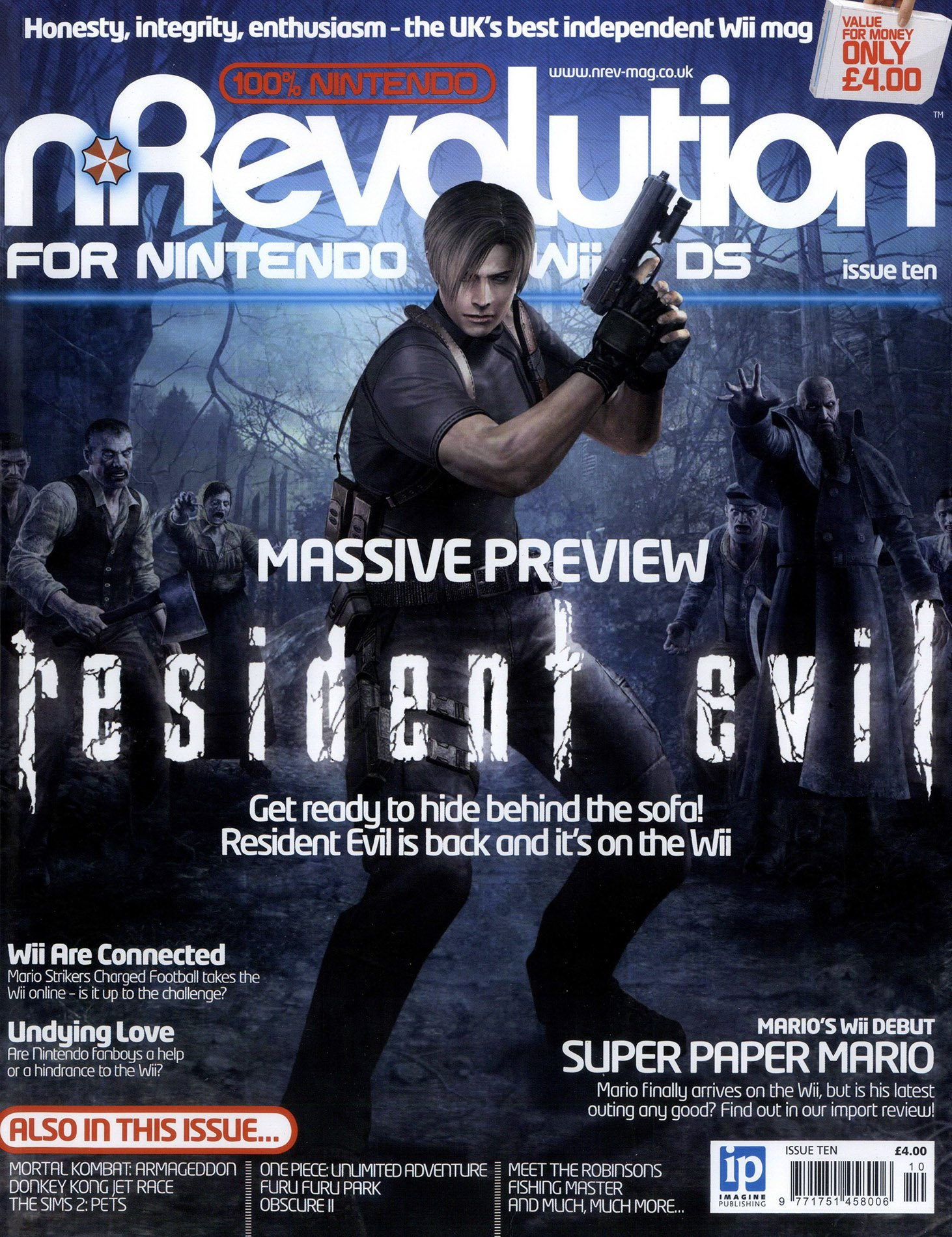 N-Revolution Issue 10 May 2007