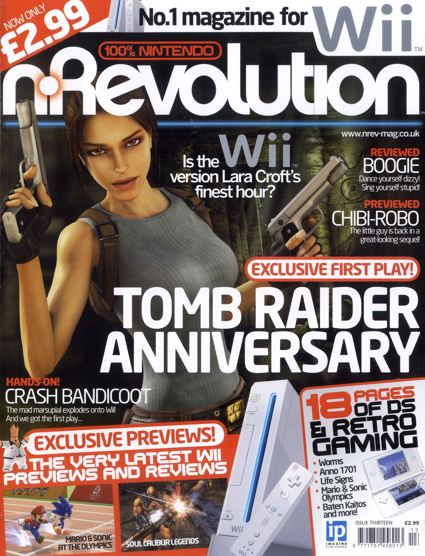 N-Revolution Issue 13 August 2007