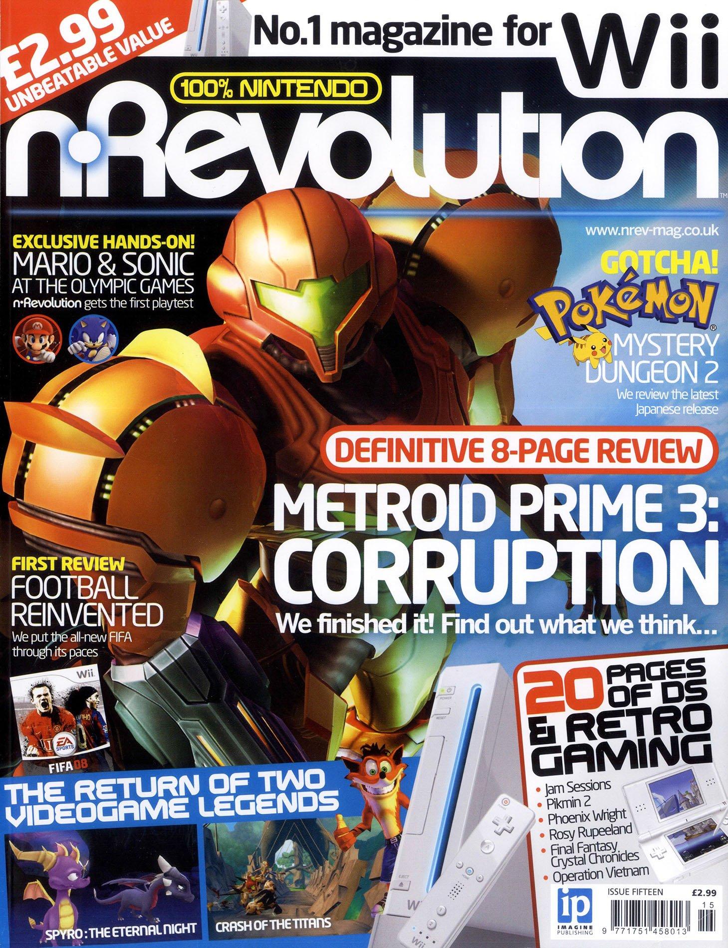 N-Revolution Issue 15 October 2007
