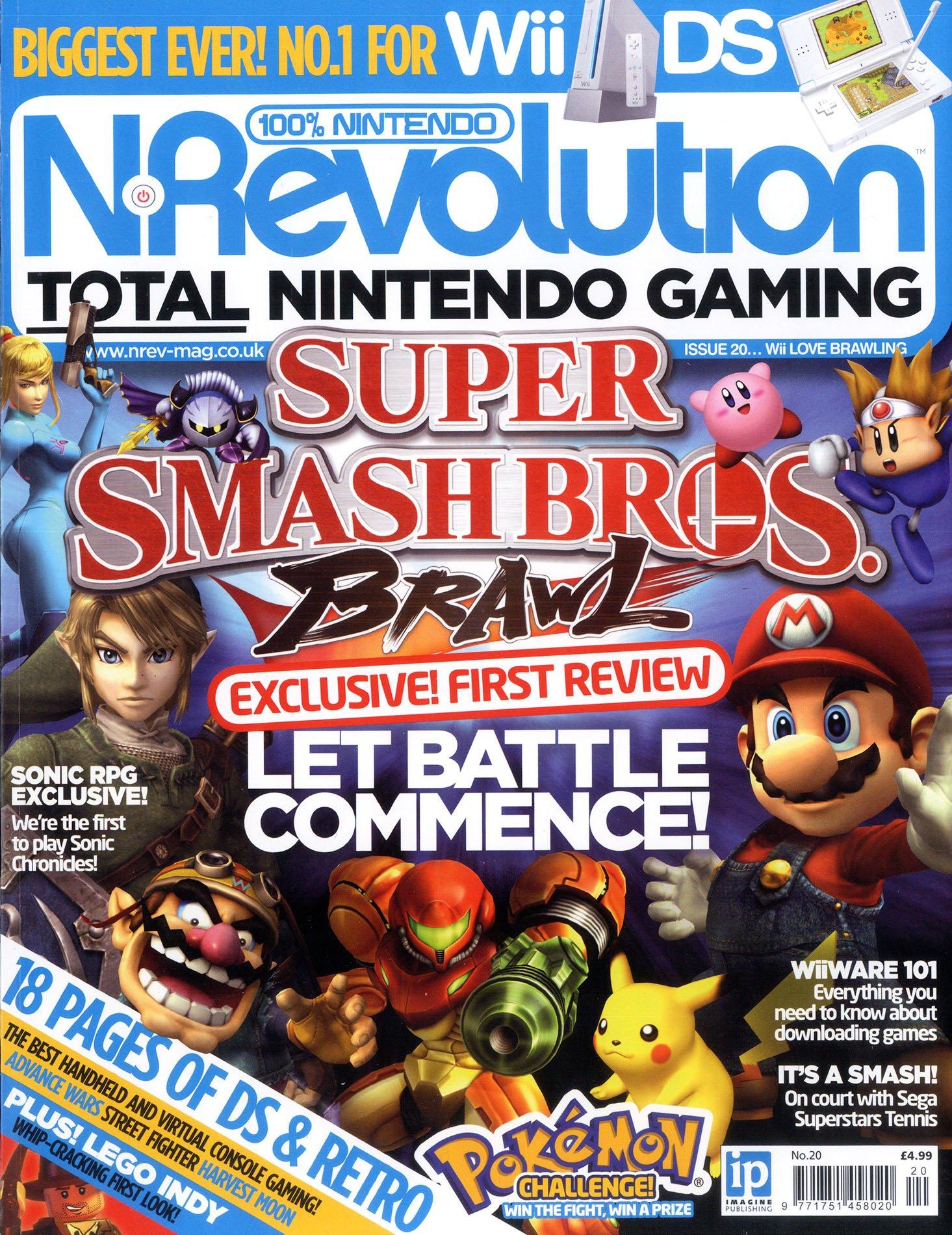 N-Revolution Issue 20 February 2008