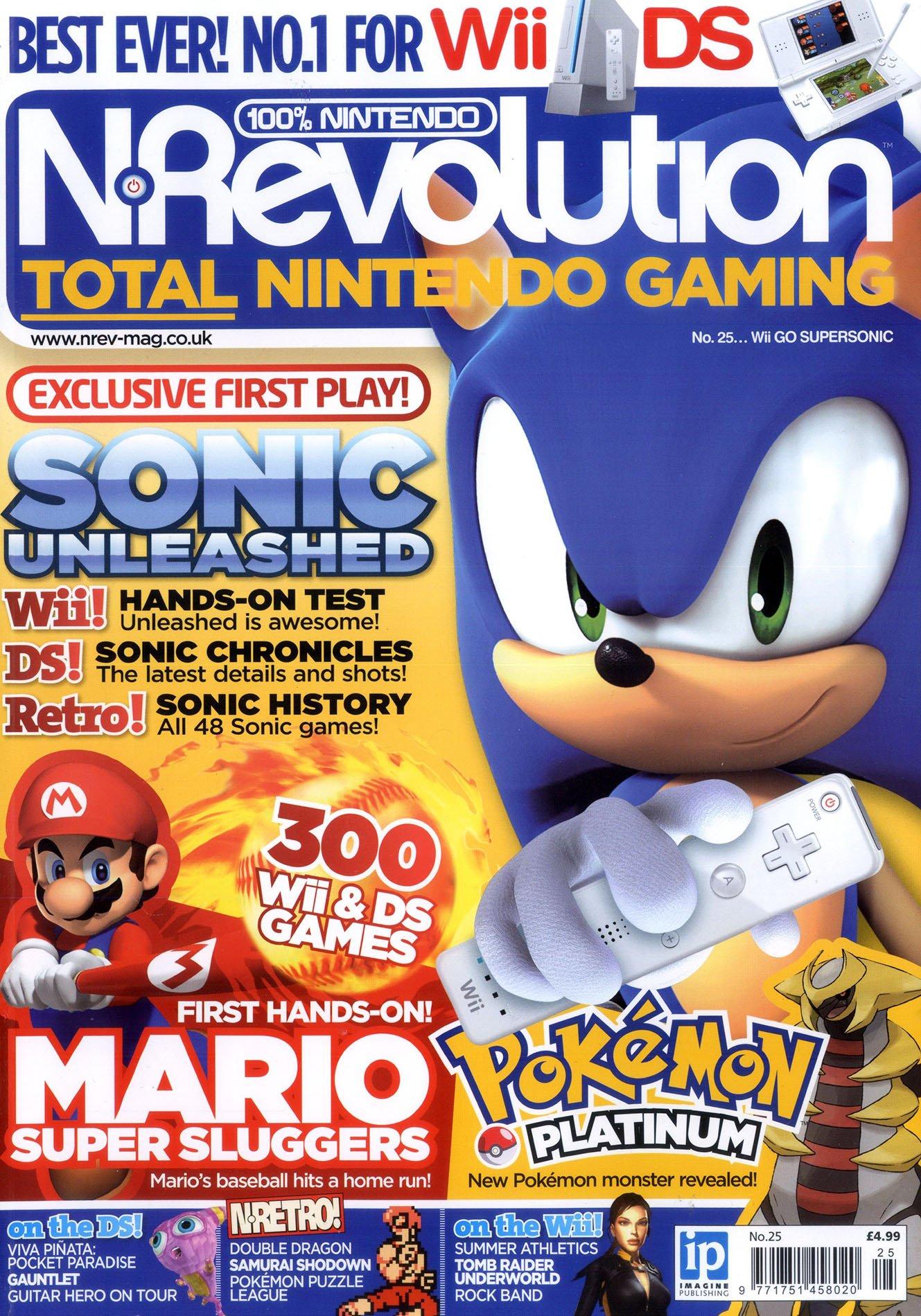 N-Revolution Issue 25 July 2008