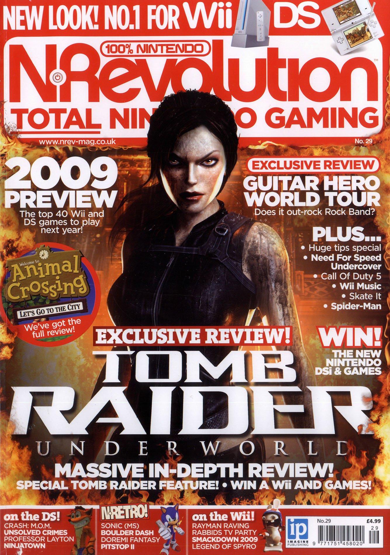 N-Revolution Issue 29 November 2008