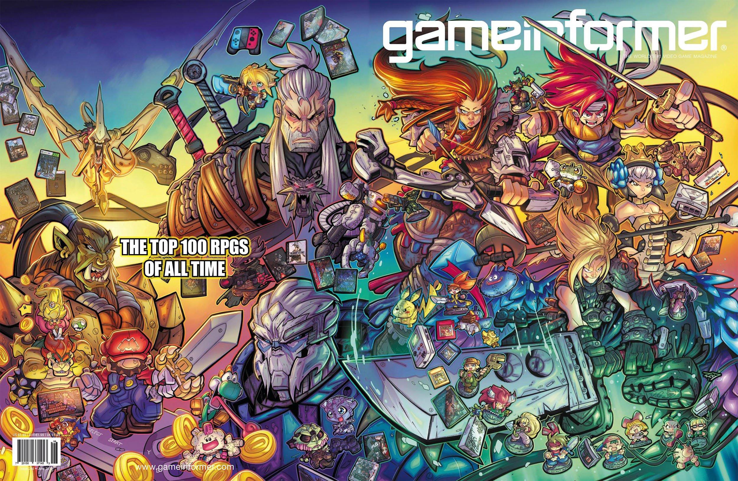 Game Informer Issue 290 June 2017 (full)