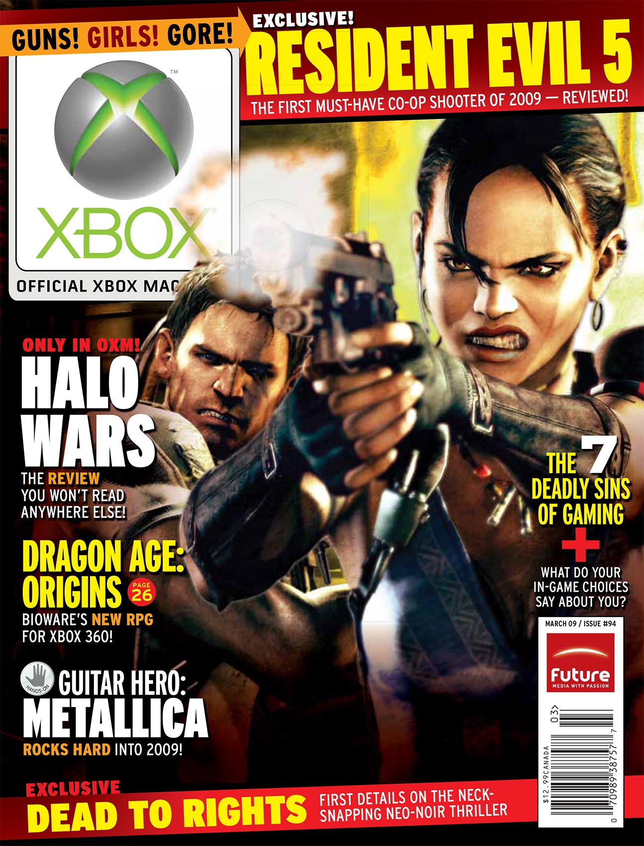 Official Xbox Magazine 094 March 2009