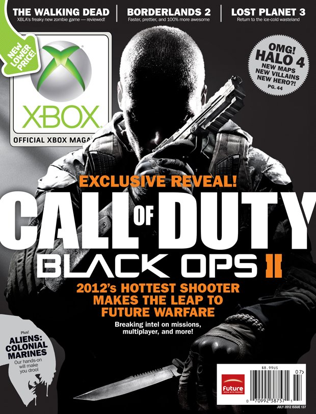 Official Xbox Magazine 137 July 2012