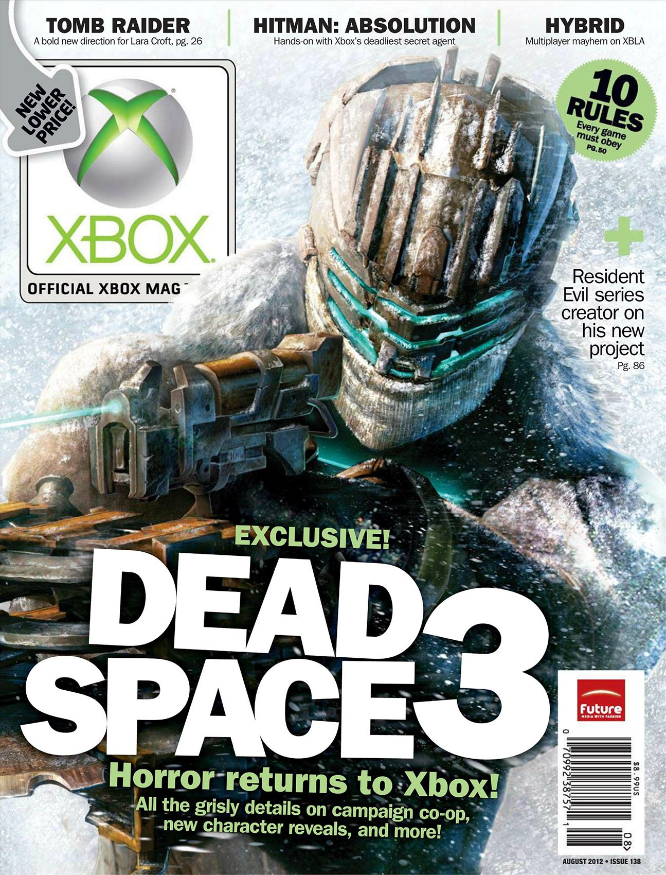 Official Xbox Magazine 138 August 2012