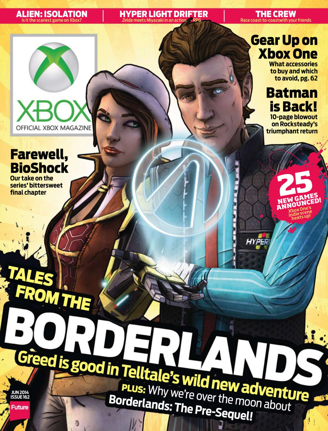Official Xbox Magazine 162 June 2014